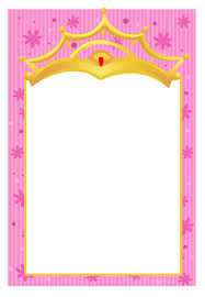 Invitaciones De Una Pequena Princesa Para Imprimir Invitaciones