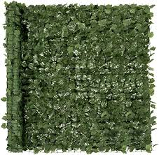 Best Choice Products Faux Ivy Privacy Fence Screen 94 X 59 Artificial Hedge Fencing Outdoor Decor Amazon Ca Patio Lawn Garden