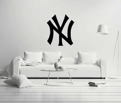 New York Yankees Mlb X Large Wall Decal And 50 Similar Items