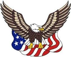 Amazon Com 6 Patriotic American Eagle Carrying Us Flag Magnet For Auto Car Refrigerator Or Any Metal Surface Be Vinyl Decal Stickers Vinyl Decals Patriotic