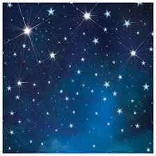 5x7ft مساء الأزرق السماء النجوم خلفية التصوير الخلفيات لا التجاعيد