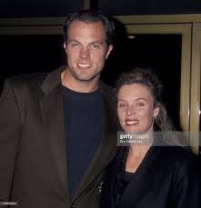 Actor Adam Baldwin and wife Ami Julius attend the screening of...