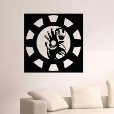 Shop Robot Iron Man Fantastic Wall Art Sticker Decal Overstock 11180425
