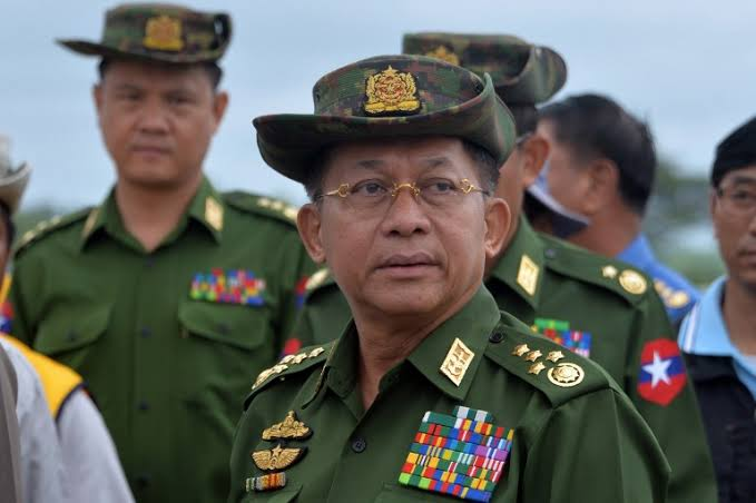 Image result for myanmar army""