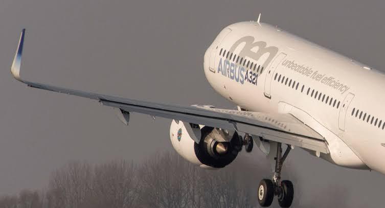 """Resultado de imagen para A321neo airgways.com"""""""