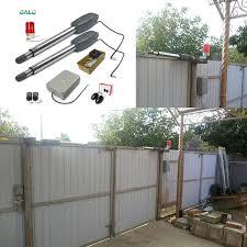400kg Automatic Dual Arms Electric Swing Door Gate Opener Operator Motor Actuator Closer Swing Gate Opener For Access Control Access Control Kits Aliexpress