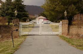 Driveway Security Gate Installation Frederick Fence