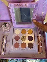colourpop anna makeup kit and tutorial