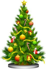 Transparent Christmas Tree Clipart | Gallery Yopriceville - High ...