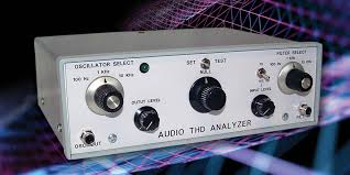 build a basic audio distortion yzer