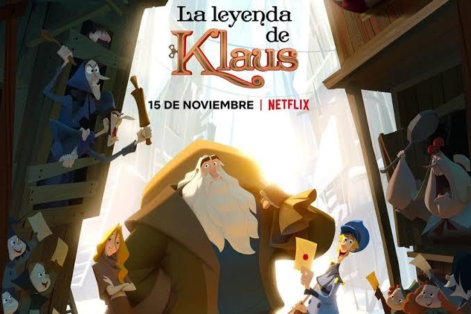 """Resultado de imagen para klaus poster latino"""""""