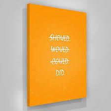 com successhuntersprints inspirational quote canvas print