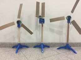 wind turbine interdisciplinary unit