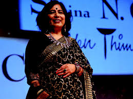Abha Singh walks the ramp for Cancer Awareness - Times of India