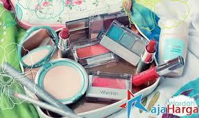 daftar harga alat make up wardah paket