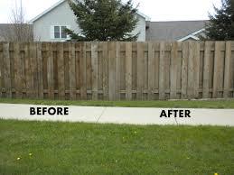 Fences Accurate Powerwashing