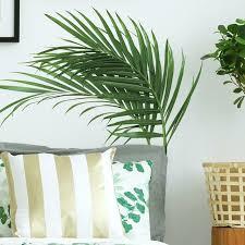 Bay Isle Home Palm Leaf Wall Decal Reviews Wayfair