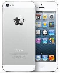 Amazon Com Glasses And Mustache Vinyl Decal Sticker For Apple Iphone 3 4 5 6 7 8 X Xs Xs Max Samsung Note 9 Samsung Galaxy Cell Phones