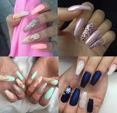 the beauty nails designs for short and