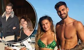 Adam Collard 'spent drunken night with two women in a hotel room before  dumping Zara McDermott' | Daily Mail Online