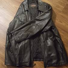 leather jackets coats mens large