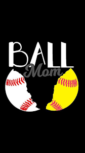 Baseball Softball Mom Adhesive Decal Sticker Car Decal Cup Decal Softball Mom Softball Baseball