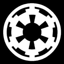 Amazon Com Star Wars Imperial Insignia Vinyl Decal Car Truck Window Sticker Laptop Graphic Die Cut Vinyl Decal For Windows Cars Trucks Tool Boxes Laptops Macbook Virtually Any Hard Smooth Surface Automotive