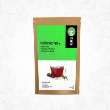 nutritional value of green tea