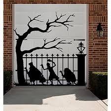 Halloween D Cor Ghost Halloween Hitchhiking 1 Wall Or Window Decal 40 X 40 Black These Are Not Window Clings Walmart Com Walmart Com