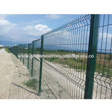 China2x4 Welded Wire Fence Wire Mesh Fence Price Coated Wire Mesh Panels On Global Sources