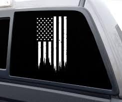 American Flag Vinyl Decal Sticker Hc Patriot