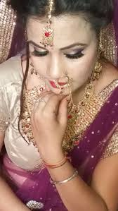 freelance makeup artist in north delhi
