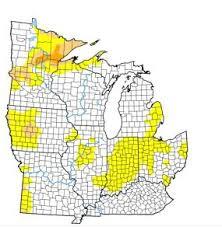 Dry Weather persists in Western and Southwest Iowa. | Western Iowa Today  96.5 KSOM KS 95.7