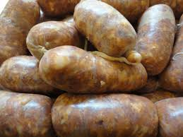 homemade chorizo style sausages we