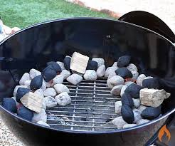 smoked turkey on a weber kettle