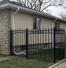 Garden Gates Wrought Iron Steel Garden Gates