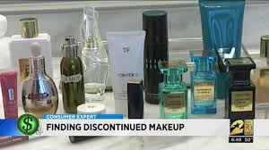 how to find discontinued makeup you