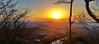 Hike To Bearfence Mountain Stanardsville Virginia