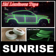 2pcs 3m Reflective Sticker Motorcycle Car Luminous Tape Solid Decal Vinyl 3m Luminous Tapes Luminescent In Stock Stickers Aquarium Sticker Sportsticker Aliexpress