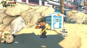 darkBricks - Ninjago - The LEGO Ninjago Movie Video Game - Collectables -  Ninjago City Beach