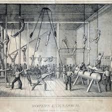 Roper's Gymnasium. Philadelphia - The Body Sphere - ABC Radio ...