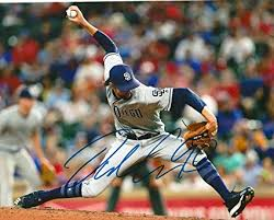 ADAM CIMBER signed 8x10 photo Padres WITH COA - Autographed MLB Photos at  Amazon's Sports Collectibles Store