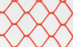 Plastic Chain Link Fencing Size 1 2 1 5 And 2 Meter Rs 55 Square Meter Id 4043079030