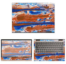 Decalrus Protective Decal Watercolor Skin Sticker For Lenovo