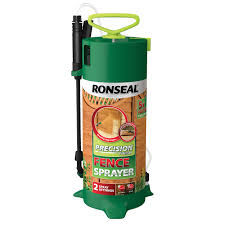 Ronseal Precision Finish Fence Paint Sprayer Paint Sprayers Accessories Topline Ie