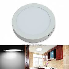 jiawen led panel light 24w round