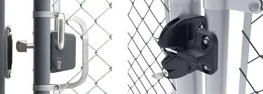 Chain Link Gate Hardwares And Accessories Locks4gates