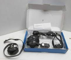 Albrecht Auctions Kd 661 Wireless Electronic Pet Fence System With 3 Collars And A Transmitter