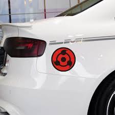 Naruto Uchiha Sasuke Car Body Stickers Car Decal For Toyota Ford Chevrolet Volkswagen Tesla Honda Hyundai Kia Lada Car Decal For Toyotasticker Car Aliexpress