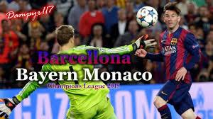 Barcellona - Bayern Monaco 3-0 (SANDRO PICCININI) 2015 - YouTube